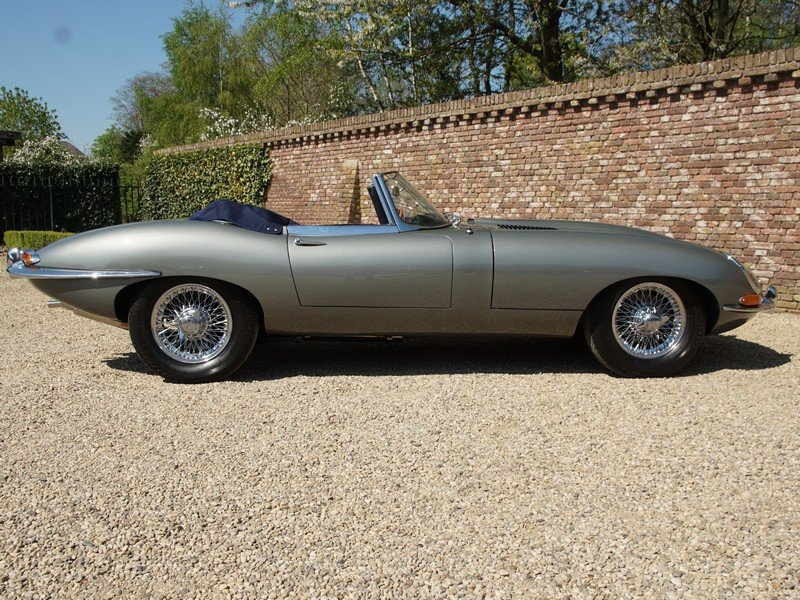 1962 Jaguar E-Type 3.8 Series 1 Convertible matching numbers For Sale (picture 6 of 6)
