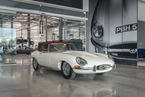 1964 Jaguar E-Type 3.8 OTS For Sale