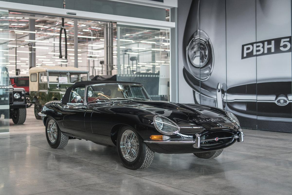 1964 Jaguar E-Type 3.8 OTS For Sale (picture 1 of 6)