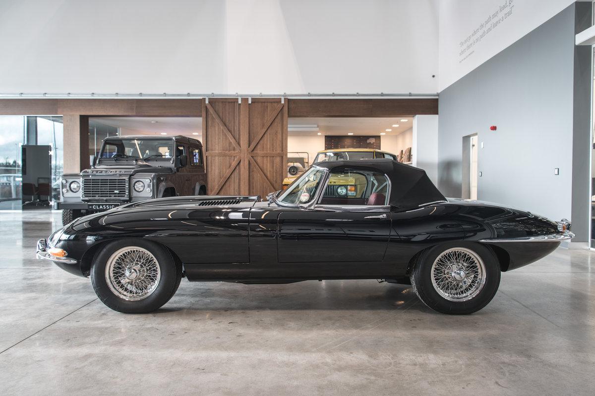 1964 Jaguar E-Type 3.8 OTS For Sale (picture 2 of 6)