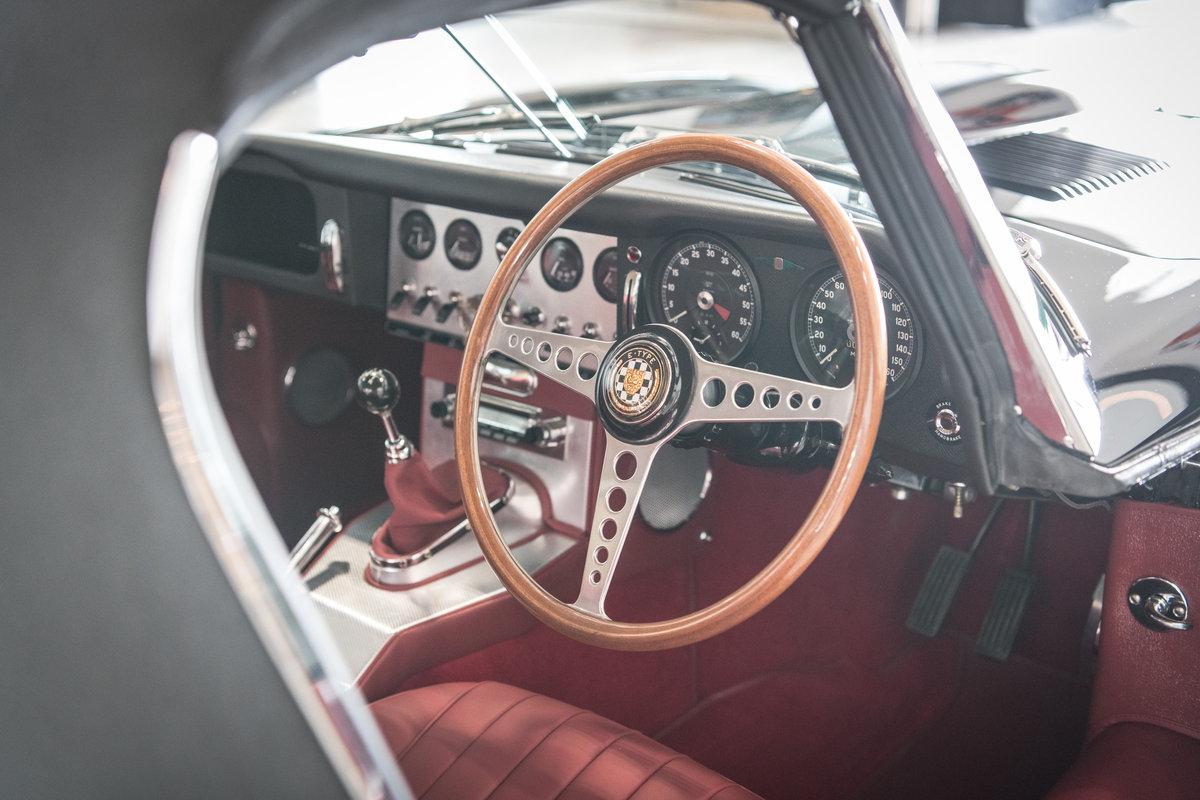 1964 Jaguar E-Type 3.8 OTS For Sale (picture 4 of 6)