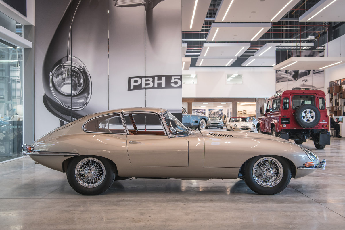 1964 Jaguar E-Type 3.8 Coupe For Sale (picture 2 of 6)