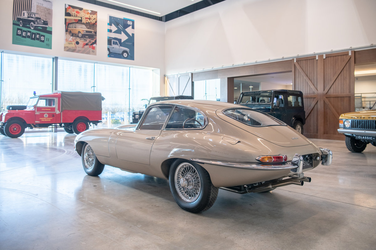 1964 Jaguar E-Type 3.8 Coupe For Sale (picture 3 of 6)
