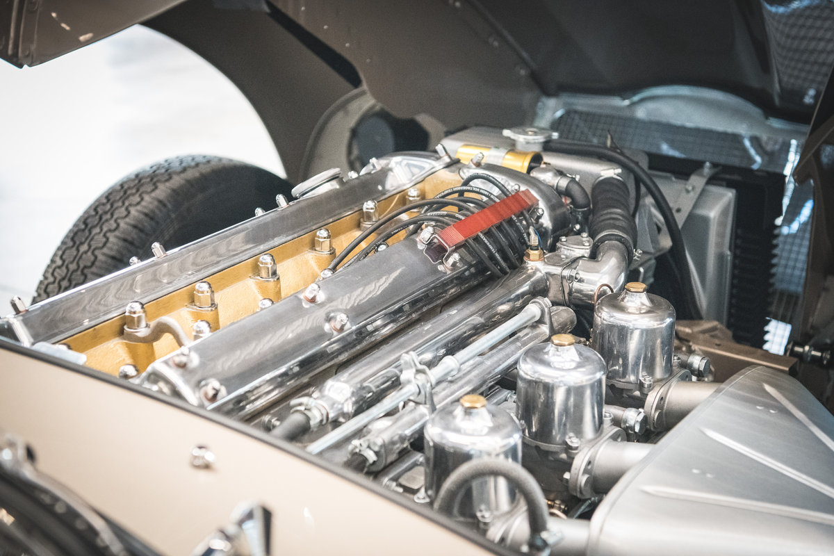 1964 Jaguar E-Type 3.8 Coupe For Sale (picture 6 of 6)
