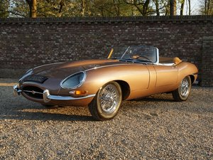 1963 Jaguar E-Type 3.8 Series 1 Convertible restored condition For Sale
