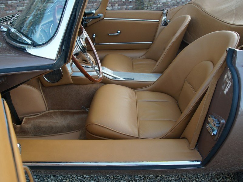 1963 Jaguar E-Type 3.8 Series 1 Convertible restored condition For Sale (picture 3 of 6)