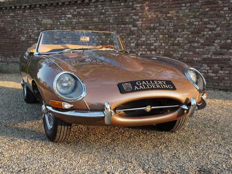 1963 Jaguar E-Type 3.8 Series 1 Convertible restored condition For Sale (picture 5 of 6)
