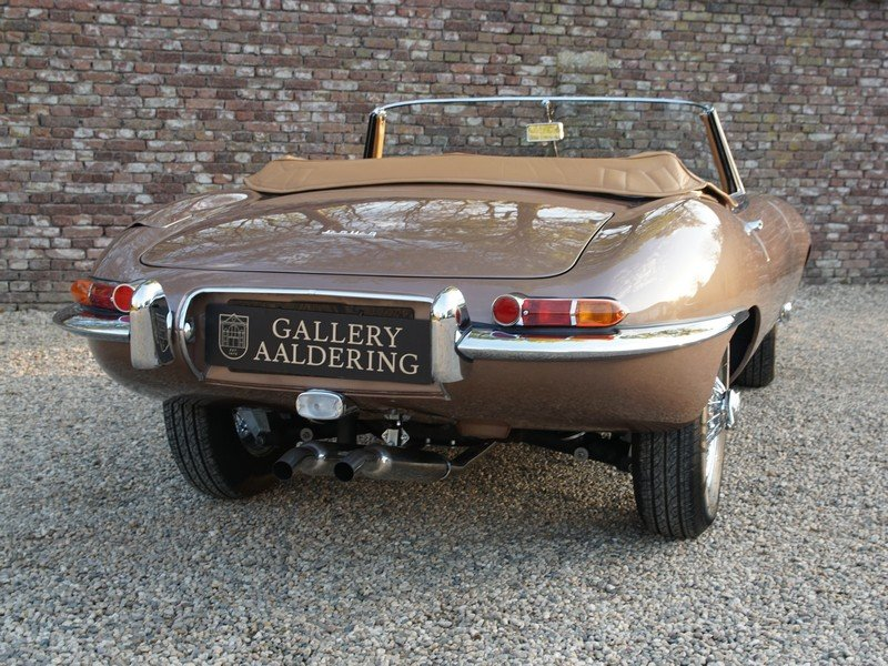 1963 Jaguar E-Type 3.8 Series 1 Convertible restored condition For Sale (picture 6 of 6)
