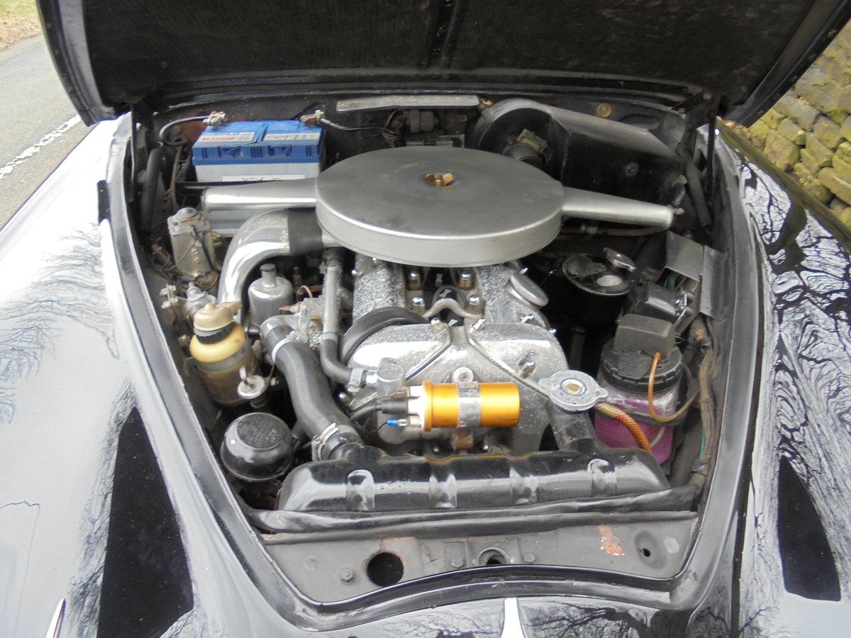 1965 Jaguar Mk2 3.4Ltr  For Sale For Sale (picture 5 of 6)