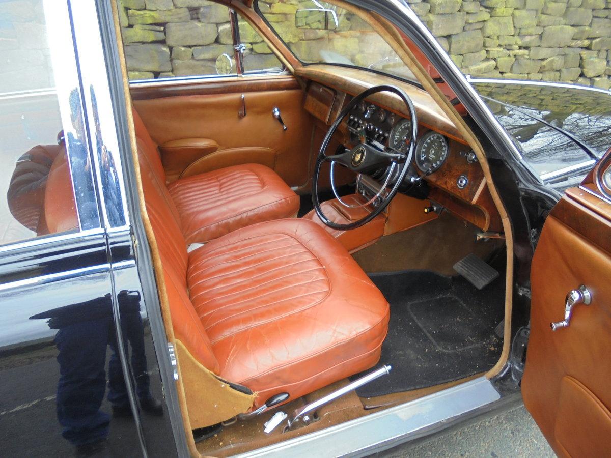 1965 Jaguar Mk2 3.4Ltr  For Sale For Sale (picture 6 of 6)