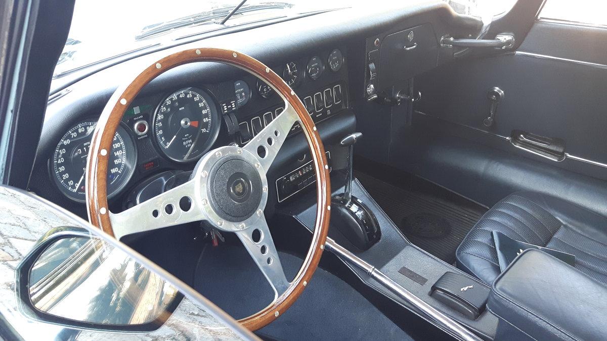 1973 Jaguar E-Type V12 Roadster, originally preserved For Sale (picture 3 of 6)