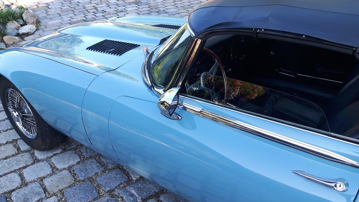 1973 Jaguar E-Type V12 Roadster, originally preserved For Sale (picture 4 of 6)