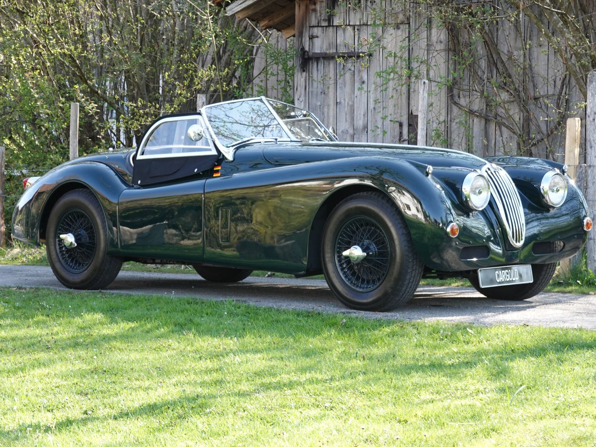 1956 Jaguar XK 140 SE OTS, - perfect -  For Sale (picture 1 of 6)