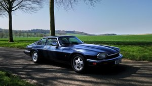 1993 jaguar xjs 4 litre stage 2 facelift For Sale
