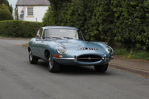 1964 Jaguar E-Type Series One 4.2 FHC - UK, Matching No's For Sale