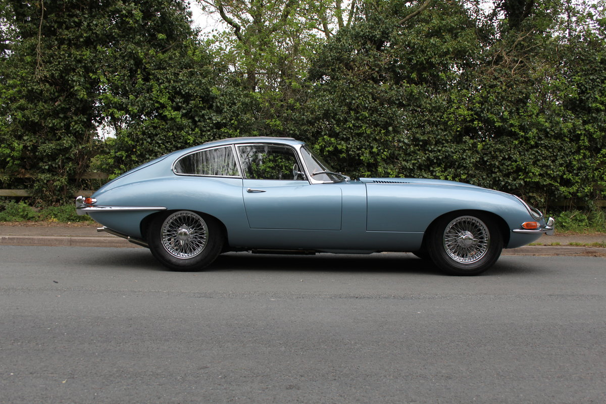 1964 Jaguar E-Type Series One 4.2 FHC - UK, Matching No's SOLD (picture 6 of 12)