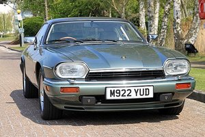 1995 Jaguar XJS 4.0 Celebration (Only 15,000 Miles) For Sale