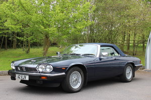 1989 JAGUAR XJS V12 CONVERTIBLE AUTO For Sale
