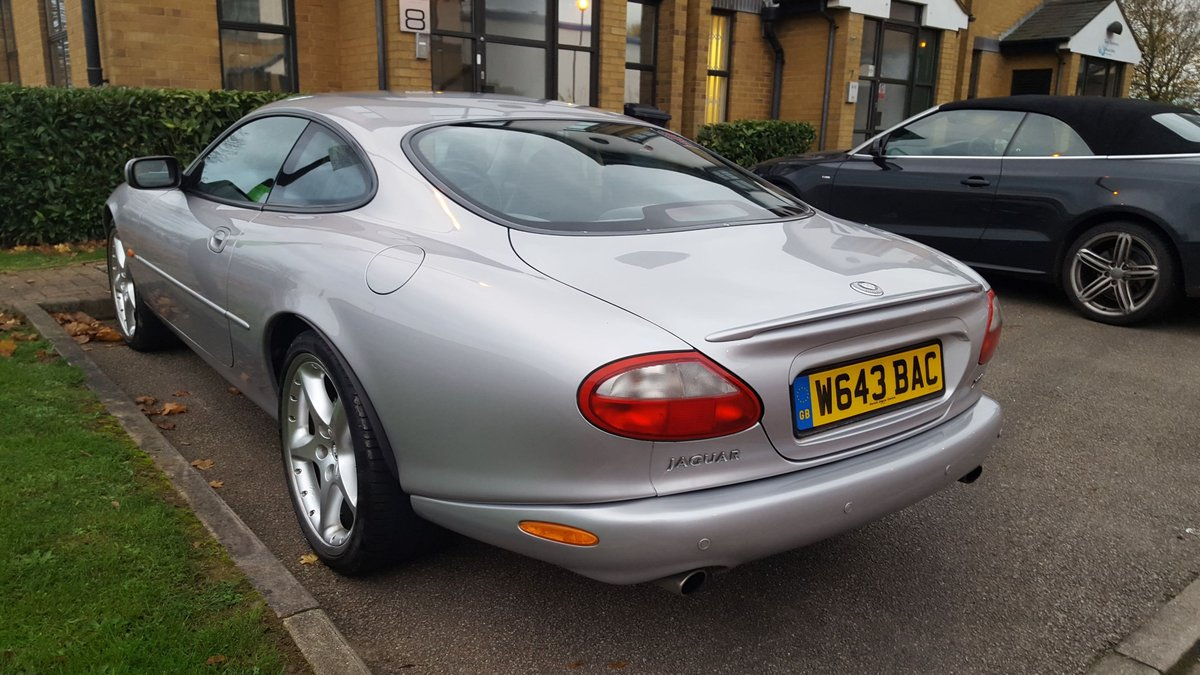 2000 Jaguar Racing Team's car, the first Silverstone For Sale (picture 4 of 6)
