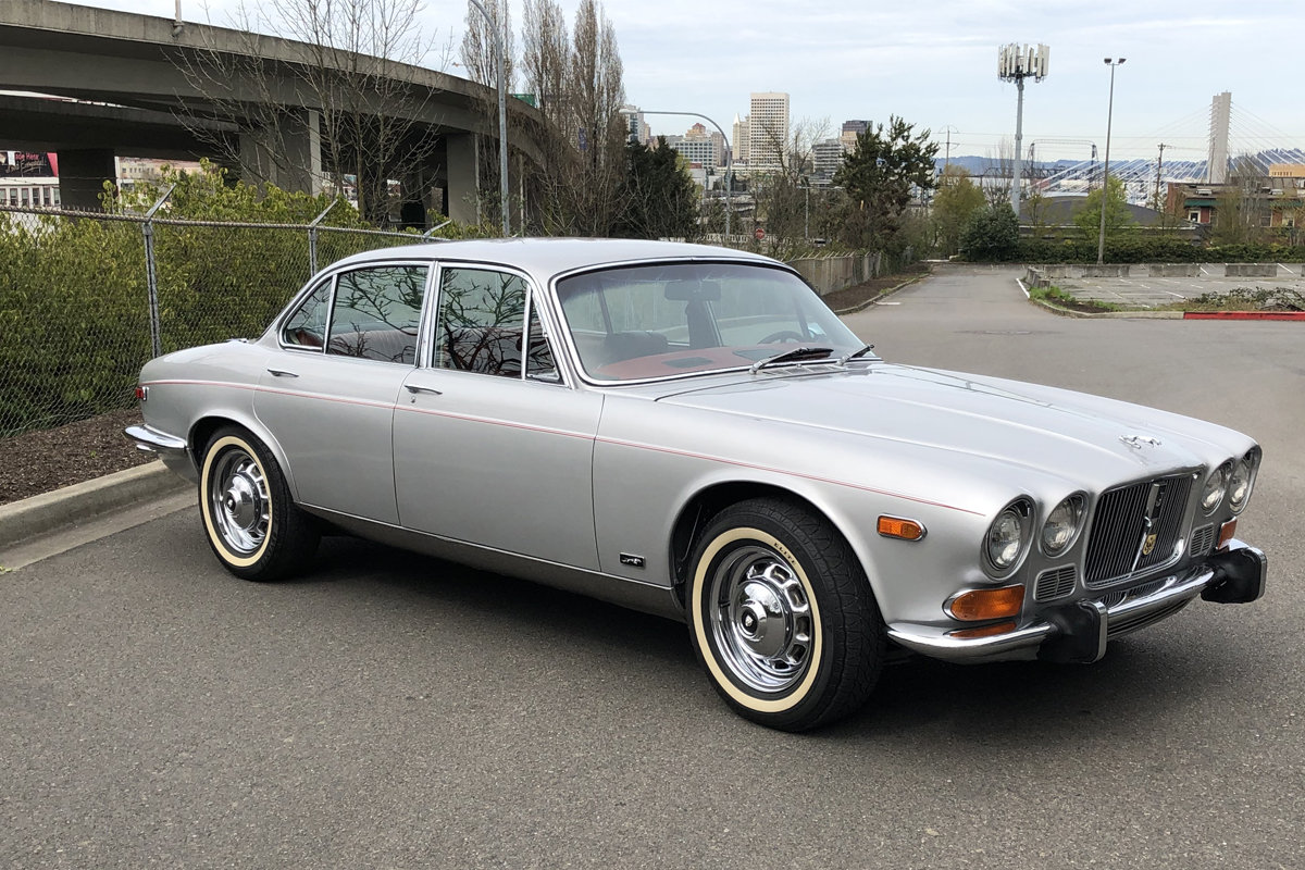 1973 Jaguar XJ 6 NO RESERVE  For Sale by Auction (picture 1 of 6)