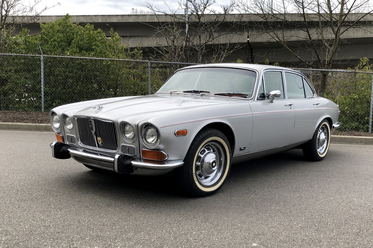 1973 Jaguar XJ 6 NO RESERVE  For Sale by Auction (picture 2 of 6)