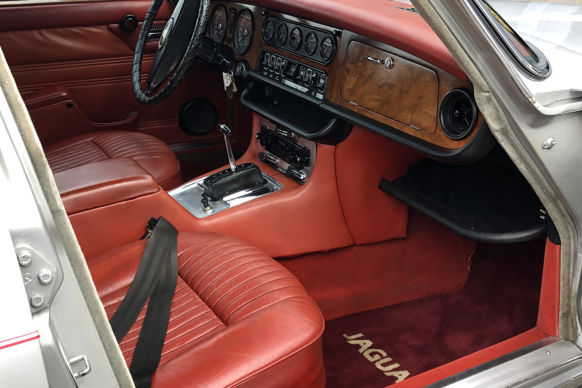 1973 Jaguar XJ 6 NO RESERVE  For Sale by Auction (picture 3 of 6)