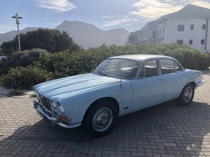 1971 Jaguar xj6 4.2 automatic totally original 1 owner For Sale
