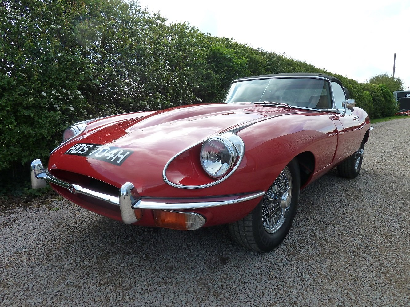 1970 E Type S2 Roadster For Sale (picture 1 of 6)