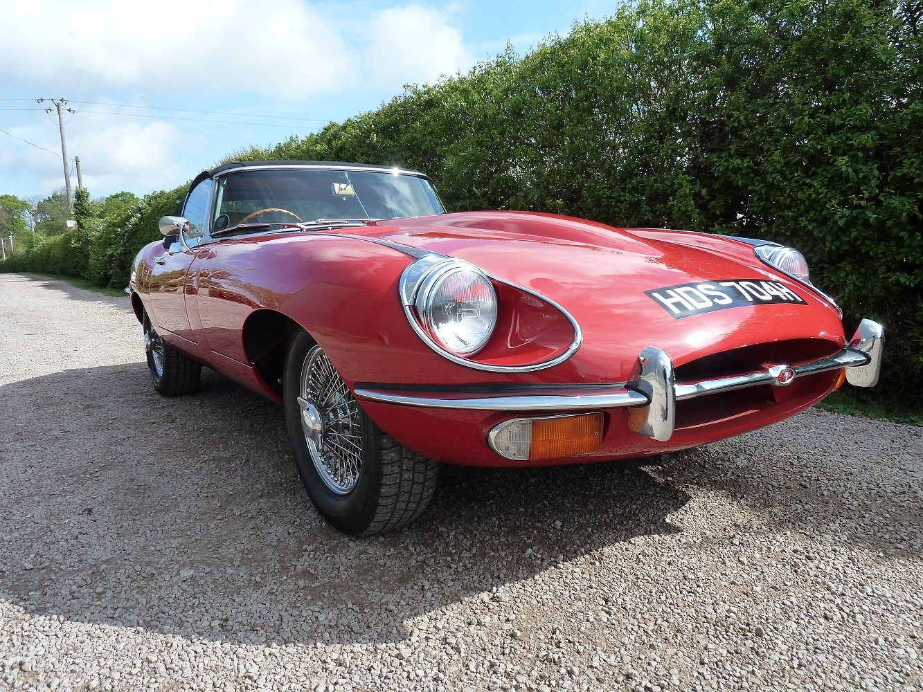 1970 E Type S2 Roadster For Sale (picture 3 of 6)