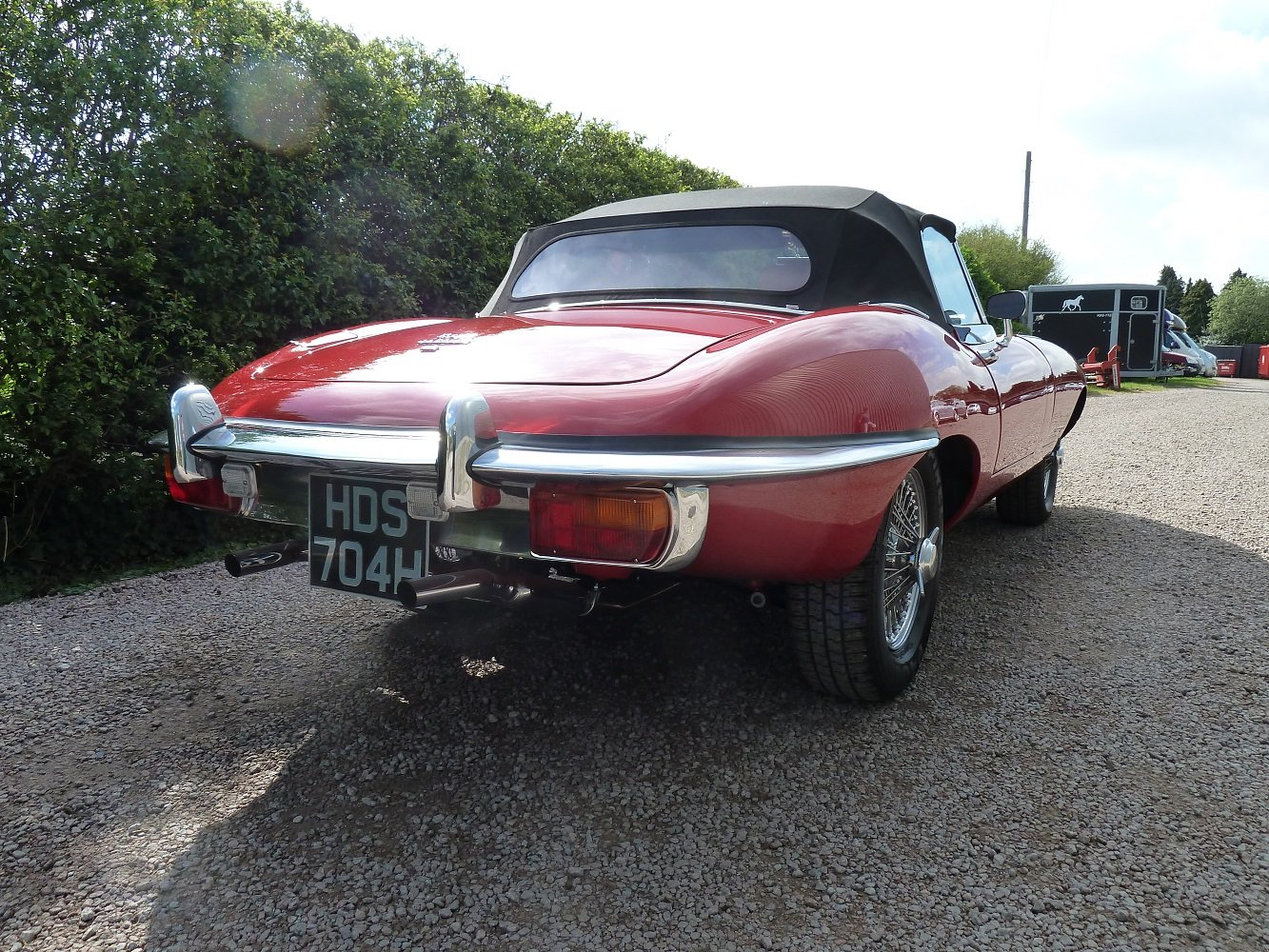 1970 E Type S2 Roadster For Sale (picture 4 of 6)