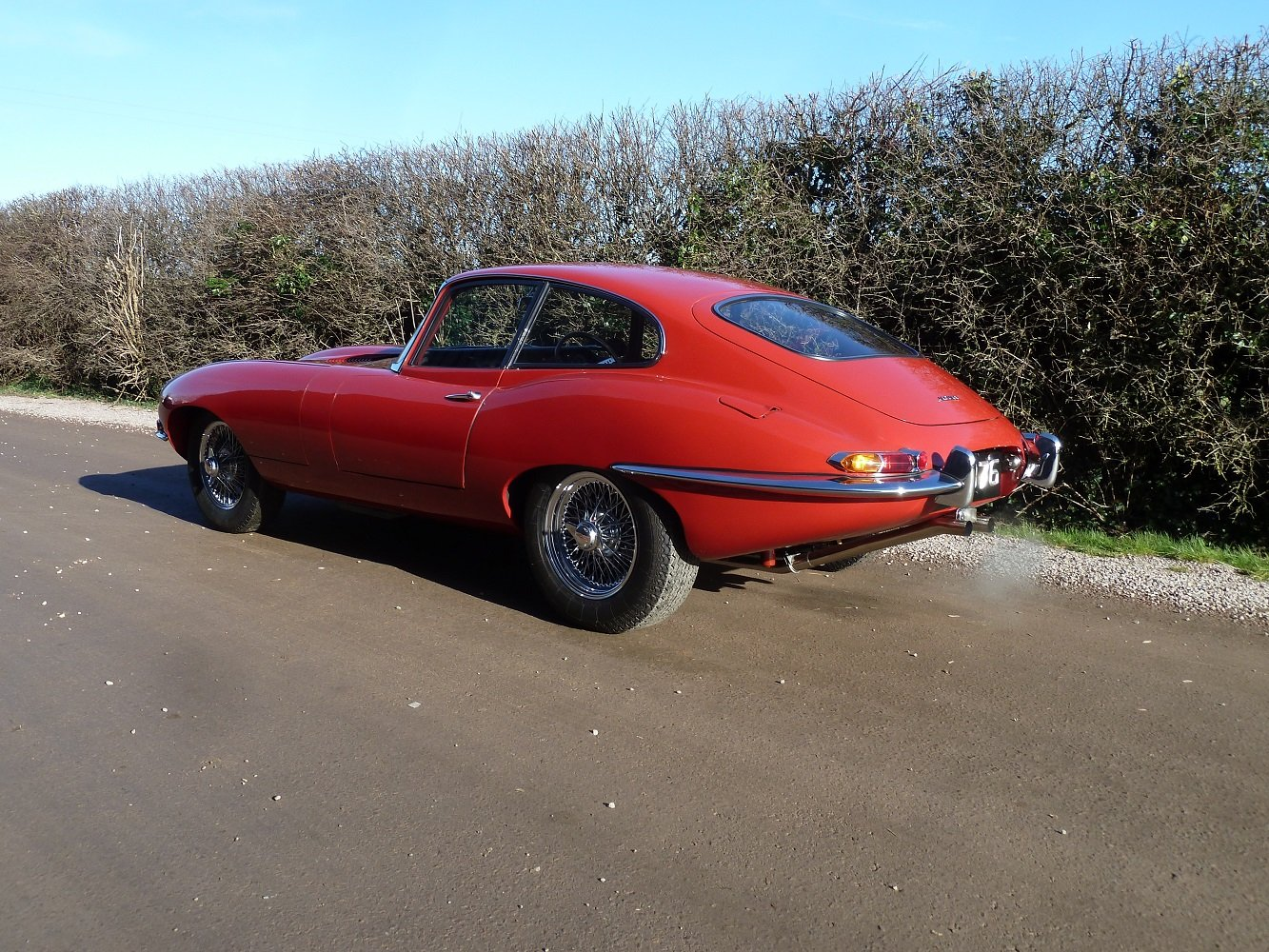1962 E Type 3.8 FHC For Sale (picture 2 of 6)