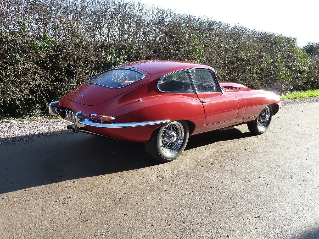 1962 E Type 3.8 FHC For Sale (picture 4 of 6)