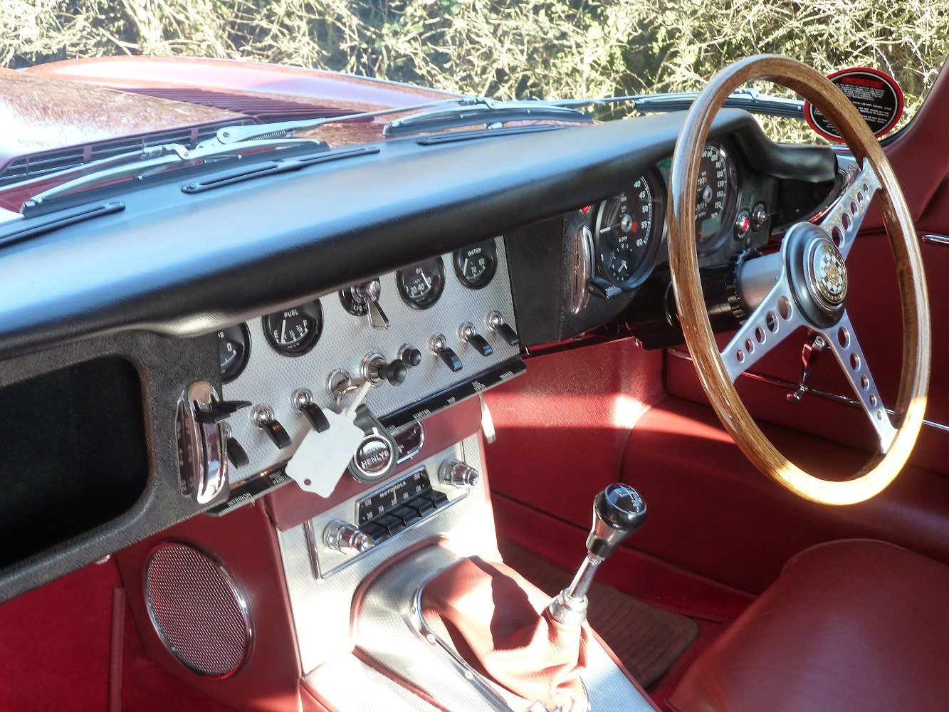 1962 E Type 3.8 FHC For Sale (picture 5 of 6)