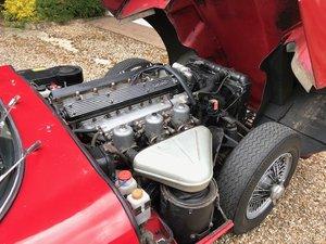 1968 Jaguar E Type S1.5 2+2 SOLD