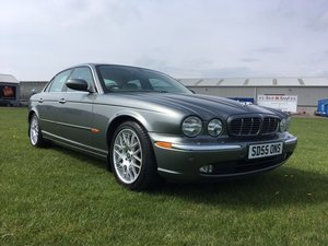 2005 Jaguar XJ6 SE Auto at Morris Leslie Classic Auction 25th May For Sale by Auction