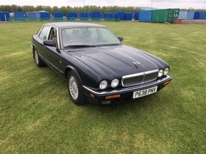1997 Jaguar Sovereign at Morris Leslie Classic Auction 25th May SOLD by Auction
