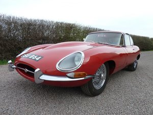 1966 S1 E Type 4.2 FHC For Sale