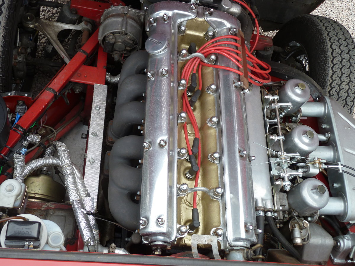 1966 S1 E Type 4.2 FHC For Sale (picture 4 of 6)