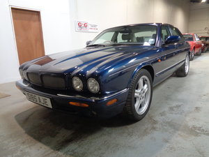 1998 Xjr 4.0 superchagrger - 53,000 genuine miles !! For Sale