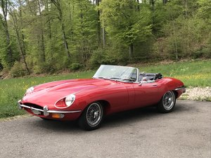 1969 Jaguar E-Type for sale For Sale