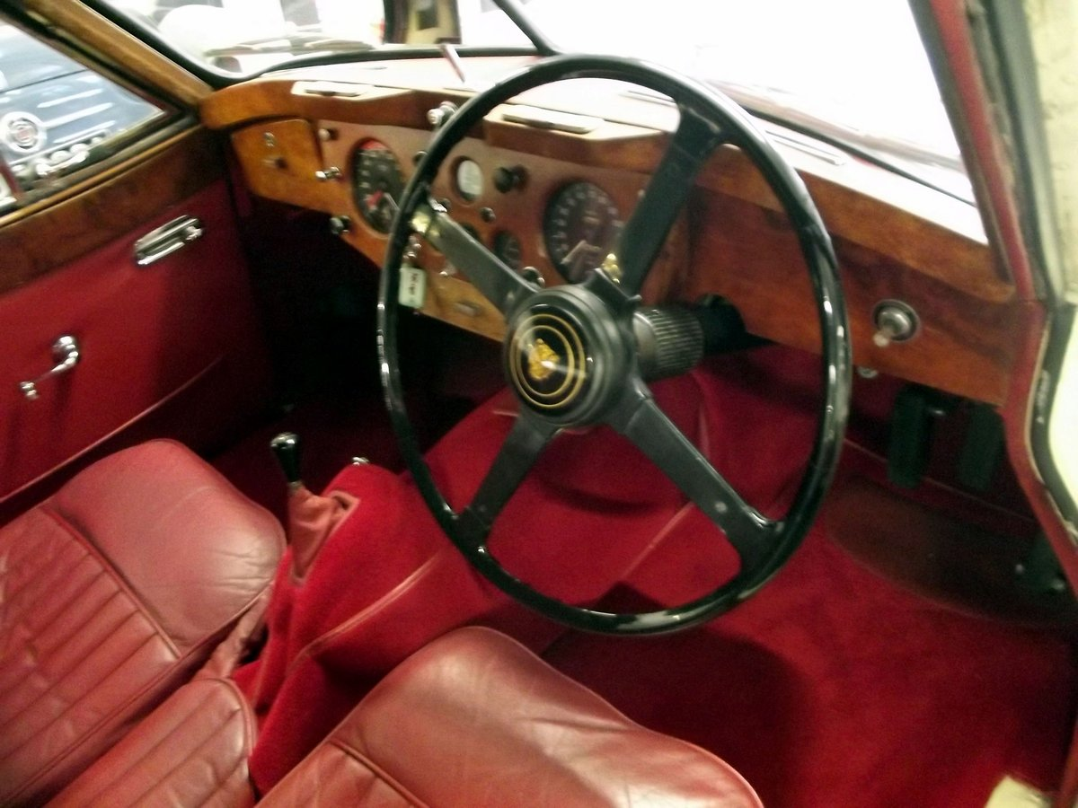 1956 JAGUAR XK140SE FIXED HEAD COUPE (manual with overdrive) For Sale (picture 4 of 6)