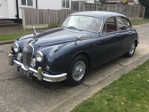 Jaguar Mk11 1961 Manual overdrive For Sale