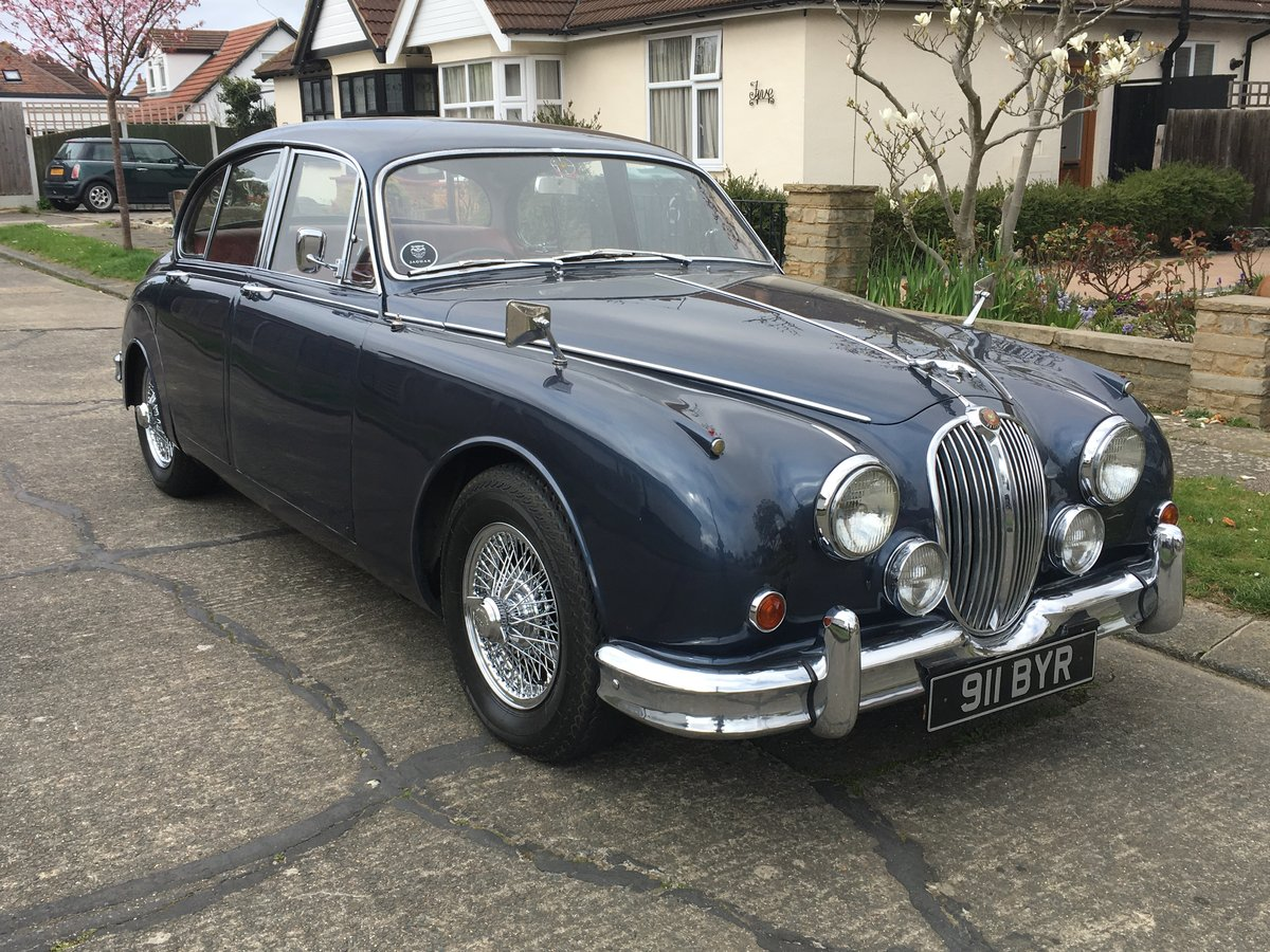 Jaguar Mk11 1961 Manual overdrive For Sale (picture 2 of 6)