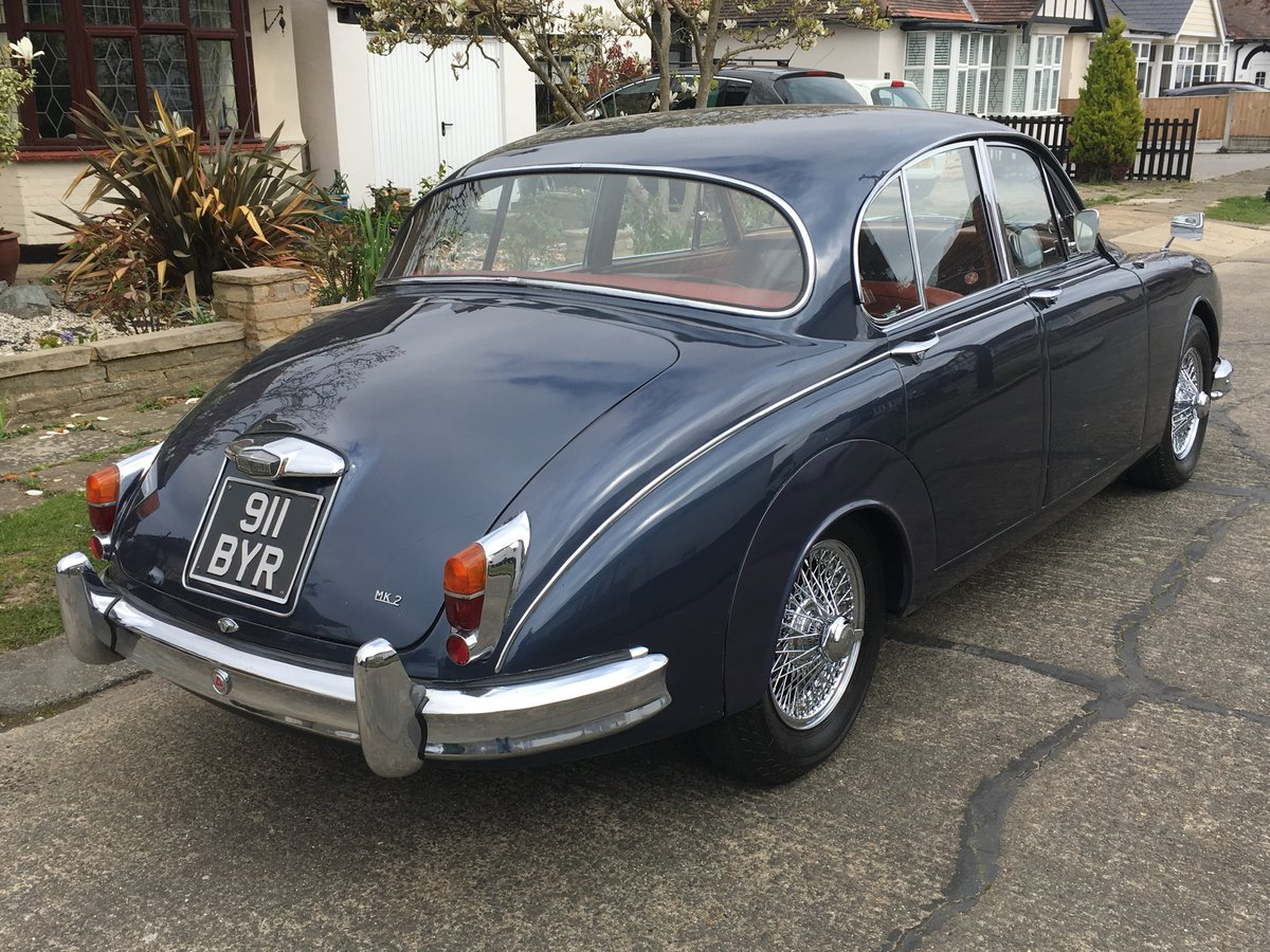 Jaguar Mk11 1961 Manual overdrive For Sale (picture 3 of 6)
