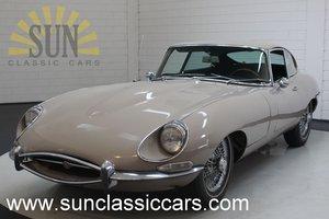 Jaguar E-type Series 1.5 1968, driver condition