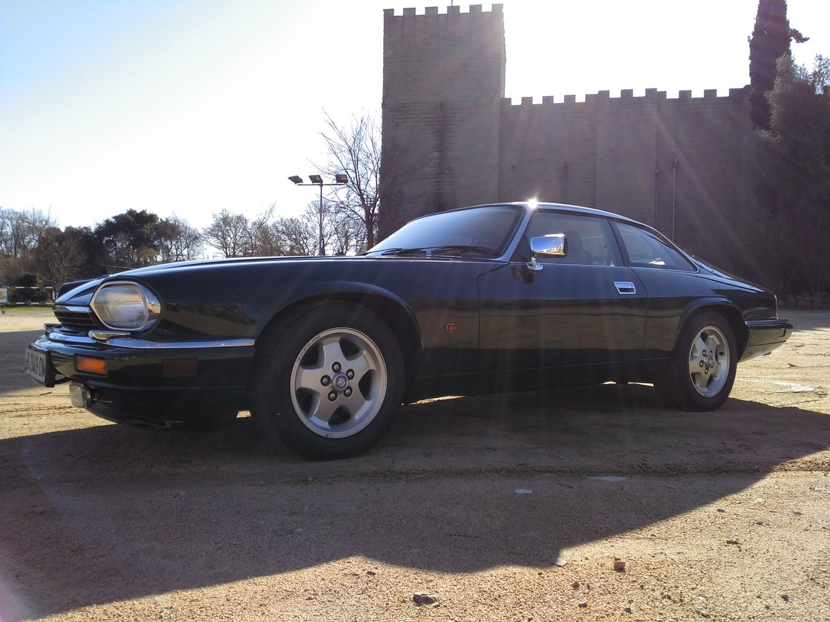 Jaguar - XJS 6.0I !!!!!!!!!!!- 1993 For Sale (picture 1 of 6)