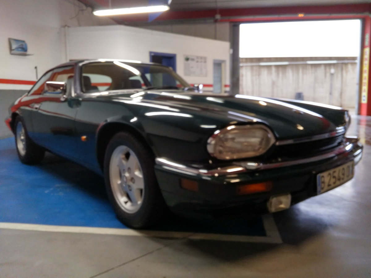 Jaguar - XJS 6.0I !!!!!!!!!!!- 1993 For Sale (picture 2 of 6)