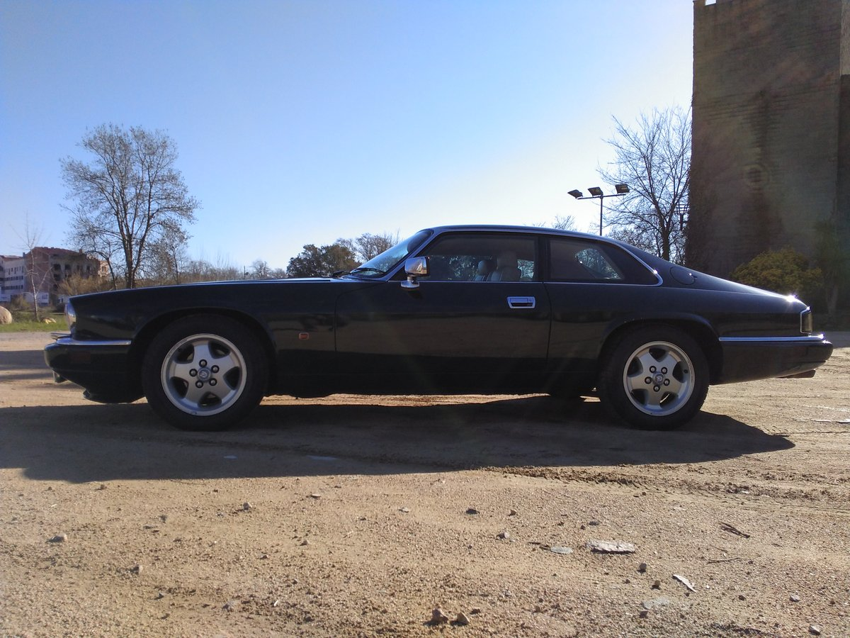 Jaguar - XJS 6.0I !!!!!!!!!!!- 1993 For Sale (picture 3 of 6)