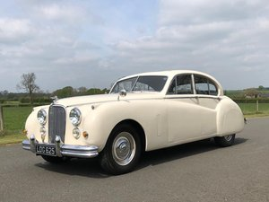 1953 Jaguar MK VII 3.4 Manual For Sale