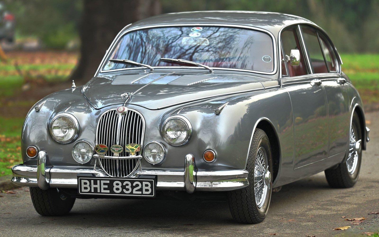 1965 Jaguar Mark II 3.8 SOLD (picture 1 of 6)